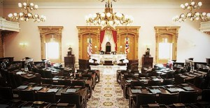 Photo of Chamber of the Ohio House of Representatives