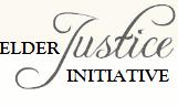 DoJ Elder Justice Initiative logo