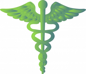 image of caduceus symbol