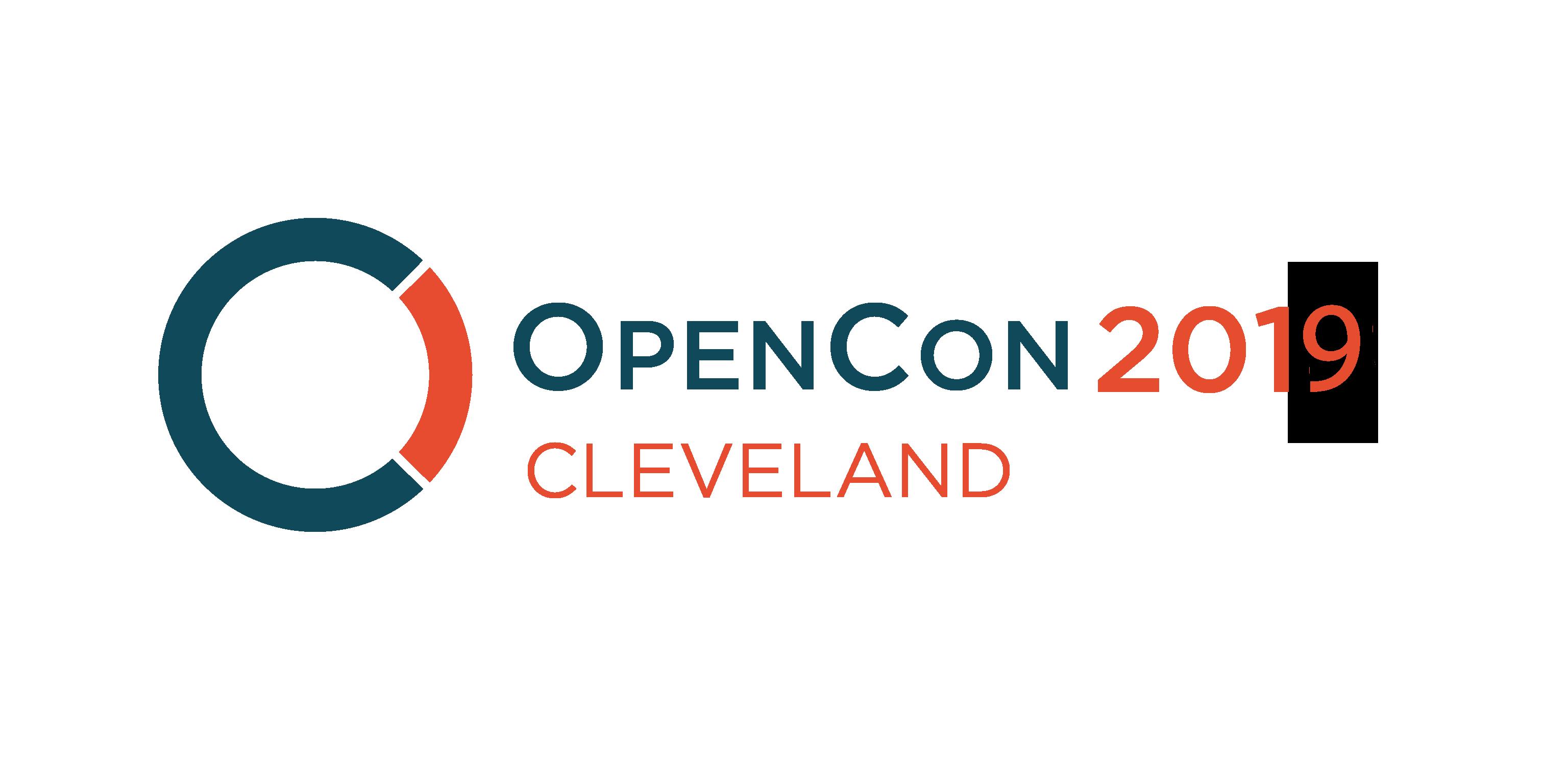 OpenCon Cleveland 2019 logo