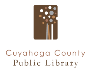Cuyahoga Cty Public Library logo