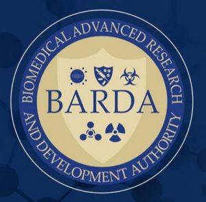 image of BARDA logo