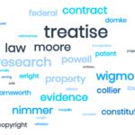Treatise word cloud